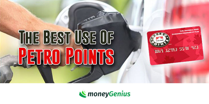 The Best Use Of Petro Points   How To Save Money