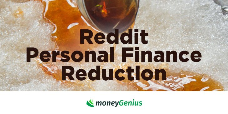Reddit Personal Finance Reduction   How To Save Money